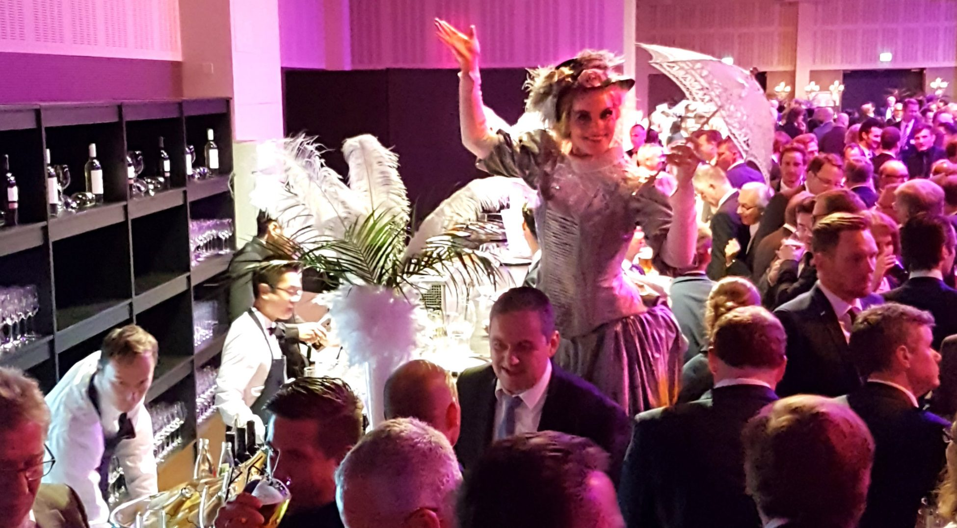 Stelzenlaufer-Event-The-Great-Gatsby